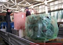 Инком Энерго произвела отгрузку дизельного двигателя Deutz для электростанции АД-100